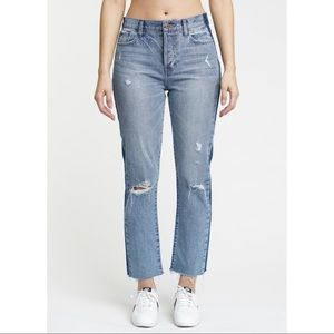 NWT Pistola Charlie City Limits High Rise Denim